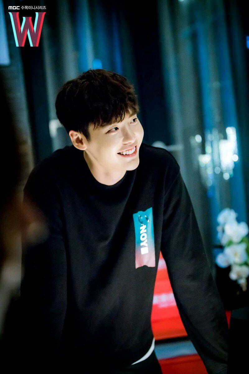 이종석 Lee Jong Suk One Beautiful Face W Two Worlds Kang Chul Lee Jong Suk Lee Jong Kang Chul
