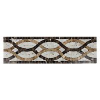 Listellos And Decorative Tile Mindoro Listello 4 X 14 In  Home Goods  Pinterest  Mindoro