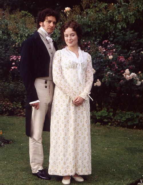 Pride Prejudice 1995 Love love love their costumes! | Stuff from the ...
