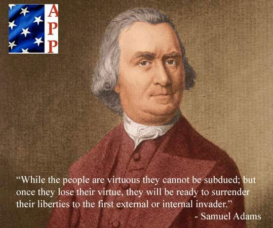 Samuel Adams Quotes: Founding Fathers