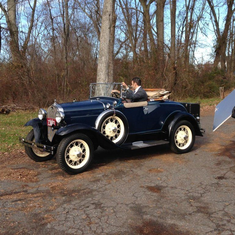 1931 Ford Model A Roadster Covertable   To do list before I kick the ...