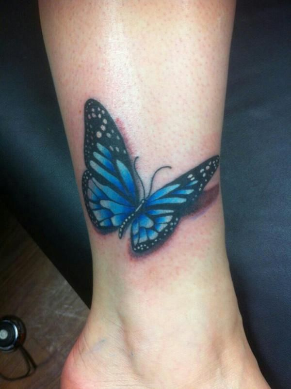 45 incredible 3d butterfly tattoos things i like pinterest tattoo designs tattoo ideen. Black Bedroom Furniture Sets. Home Design Ideas