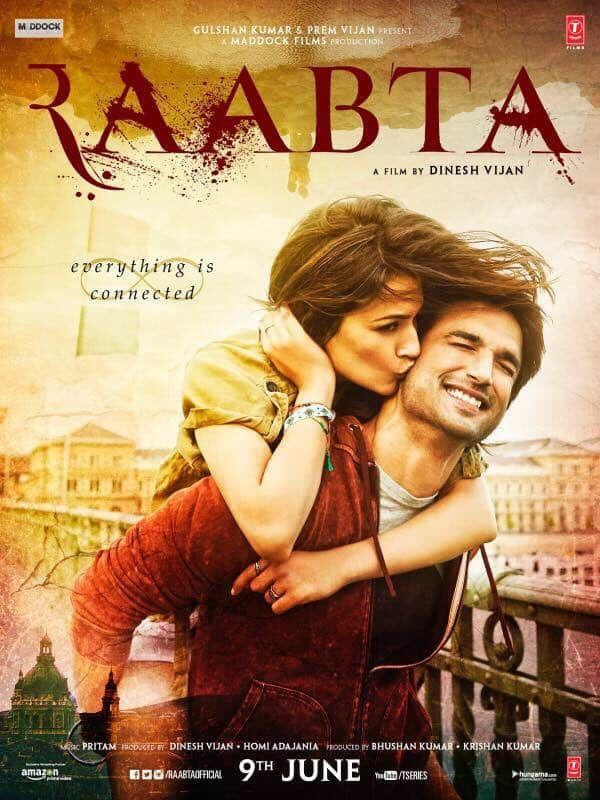 Raabta Movie Audio Songs Mp3 Free Download