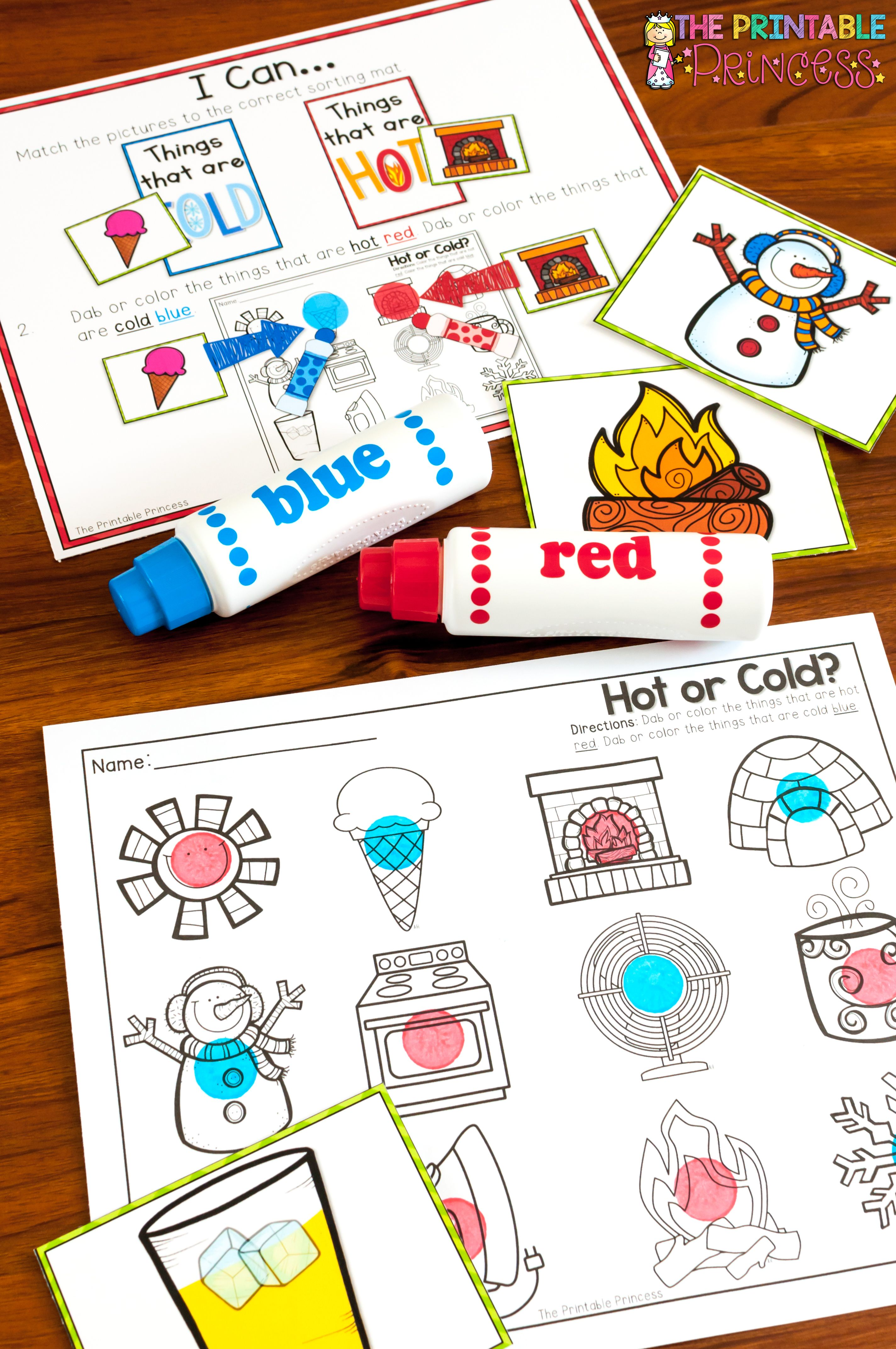 Fire Safety Activities and Centers for Kindergarten | Fire ...