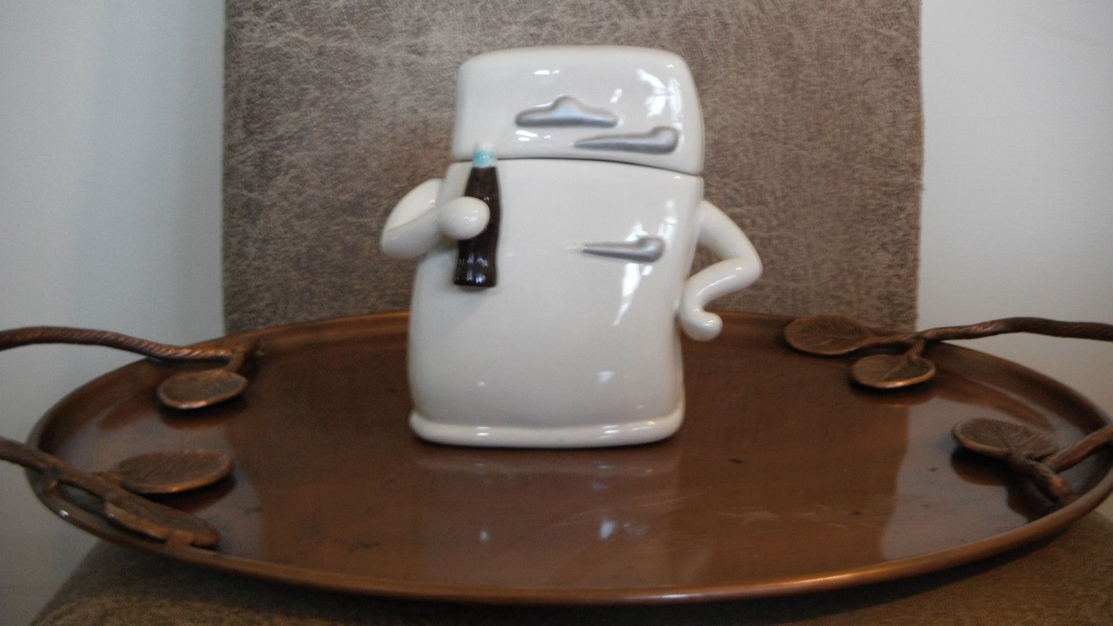 Refrigerator Cookie Jar Sassy Personality Very Unique Ebay Refrigerator Cookies Cookie Jars Biscuit Jar