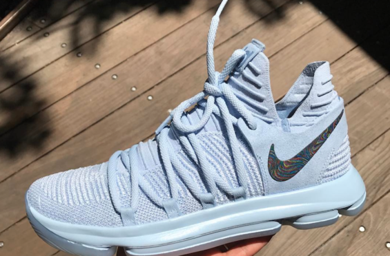 best website 0baa7 70879 Will You Be Picking Up The Nike KD 10 Anniversary