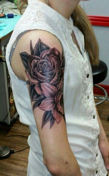Rosedaffodiltattooinlove I Like It Tattoos Pinterest