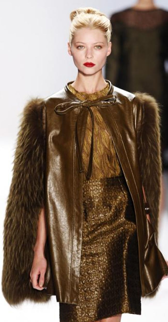 Luca luca brown dress with white dots pinterest bronze dress