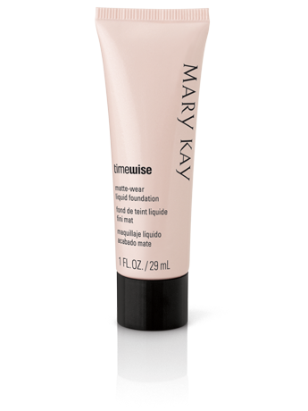 butterflies and hurricanes : A butterfly: Mary Kay TimeWise® Matte-Wear™ Foundation Review