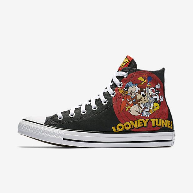 Converse Chuck Taylor All Star Bugs Bunny High Top Unisex Shoe ... a5472f9ec