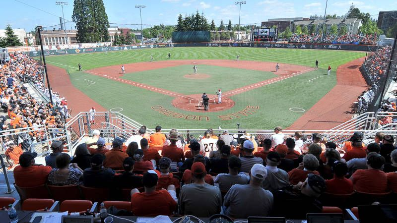 Baseball S Recruiting Class Ranked 9th Oregon State University Official Athletic Site Oregon State Oregon State University Baseball