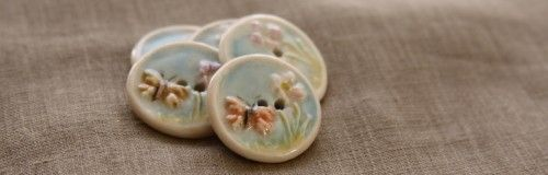 Introductions and a bit about my buttons | Melissa Jean's Blog