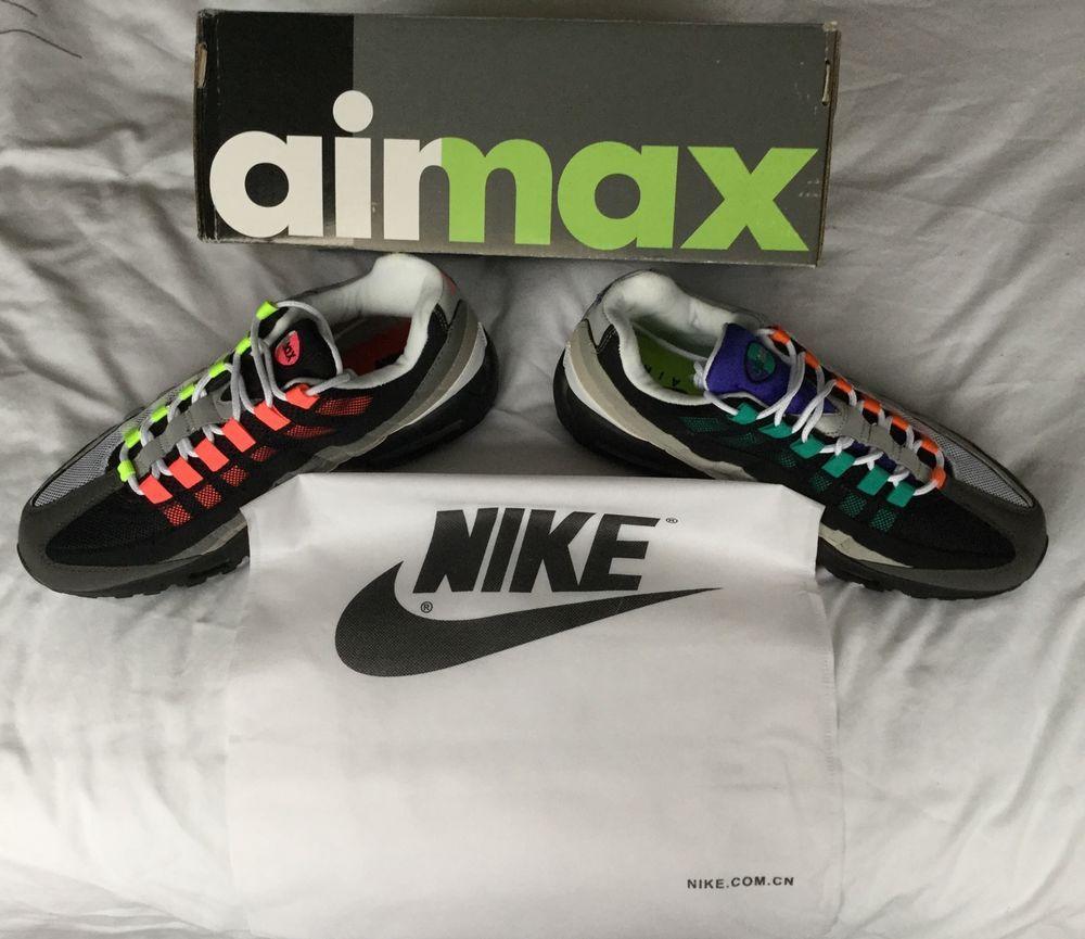 Nike Air Max 95 OG QS Greedy UK10 | eBay