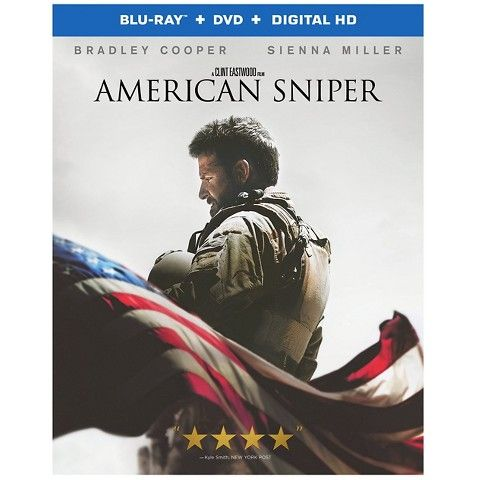 American Sniper (2 Discs) (Includes Digital Copy) (Ultraviolet) (Blu-ray/DVD) (W) #adventure #action See detail at http://zingxoom.com/d/cwHHJ7ZN
