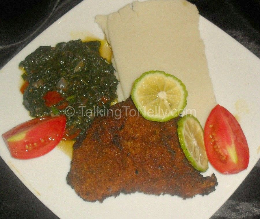 Crispy fish fillet with kenyan ugali and veggies is complete comfort crispy fish fillet with kenyan ugali and veggies is complete comfort food for me one forumfinder Gallery