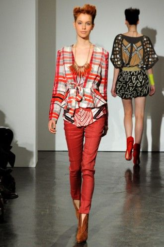 Trend alert: Camasa in carouri. Cum, cand si de ce sa o porti on http://www.fashionlife.ro