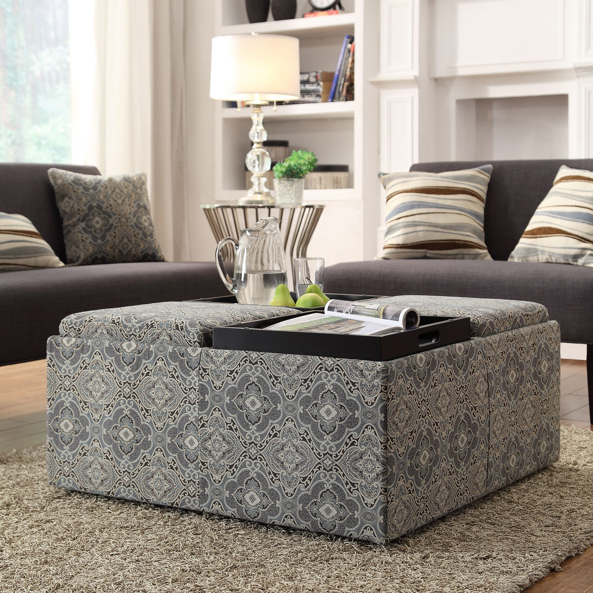 Bring Contemporary Style To Your Home With The Highly Functional, Highly  Versatile Oxford Creek Fulton