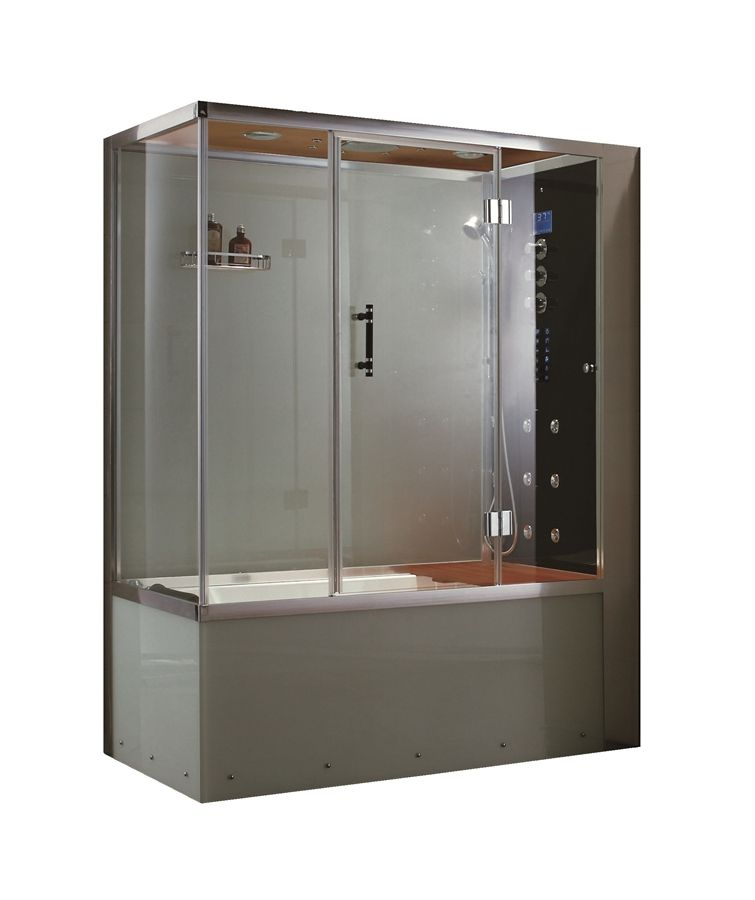 65 Eagle Bath Ws 110 Steam Shower Enclosures Whirlpool Bathtub