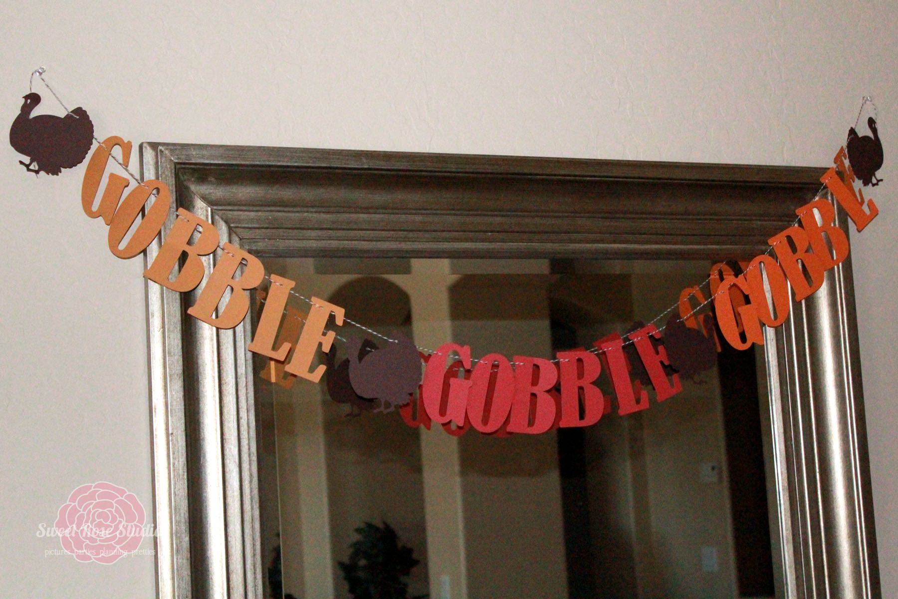 Get Nice Thanksgiving Decoration Do it Yourself Project 6