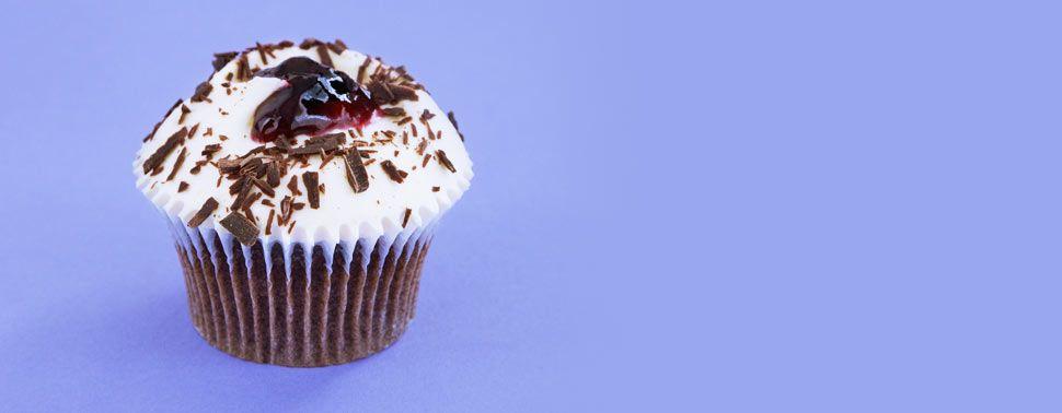 Black Forest Cupcakes   Hummingbird Bakery