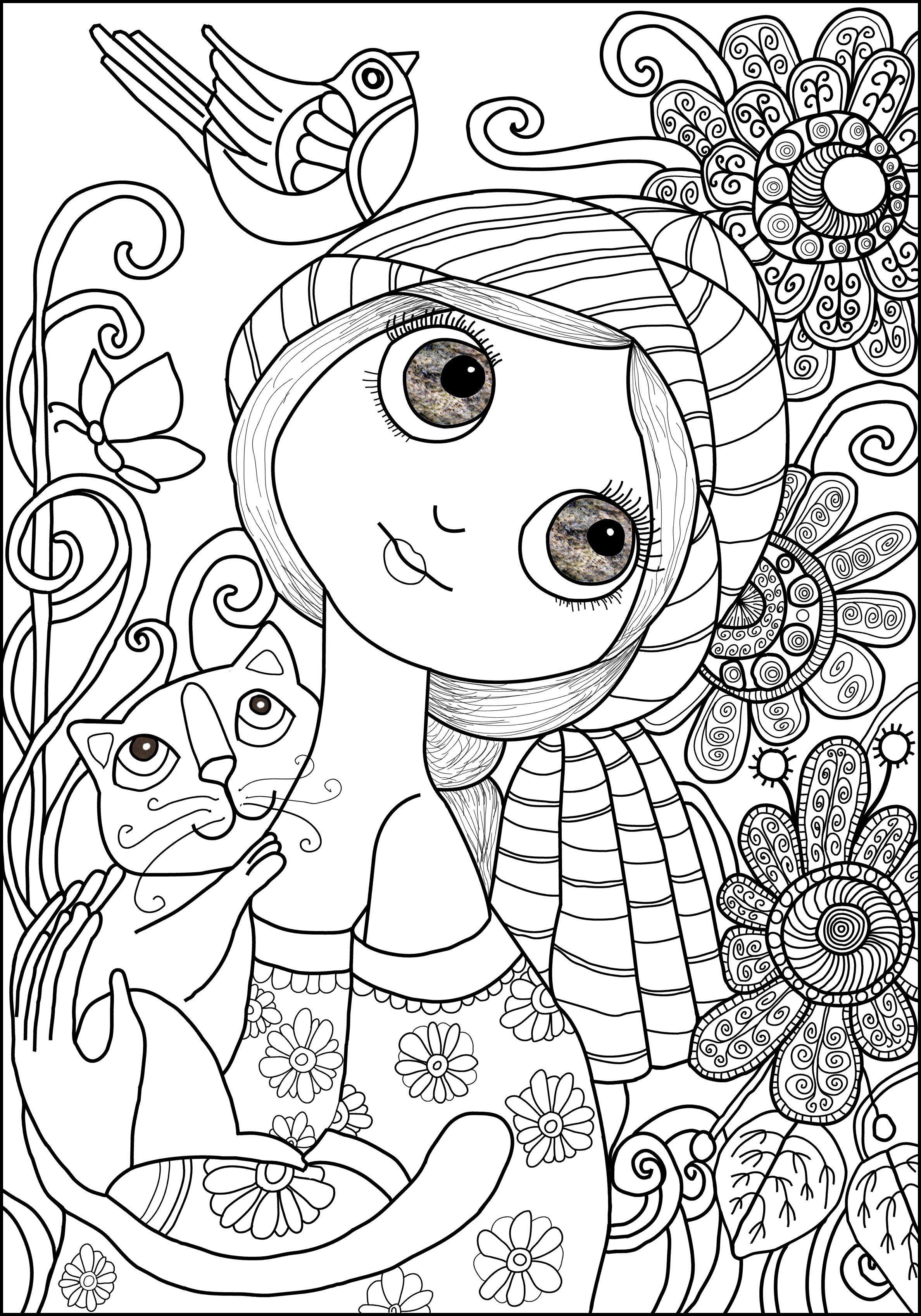 Dessin Desenhos Para Colorir Adultos Arte Abstrata Colorida