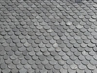 Toiture en ardoise ardoises pinterest toiture for Materiaux couverture toiture maison