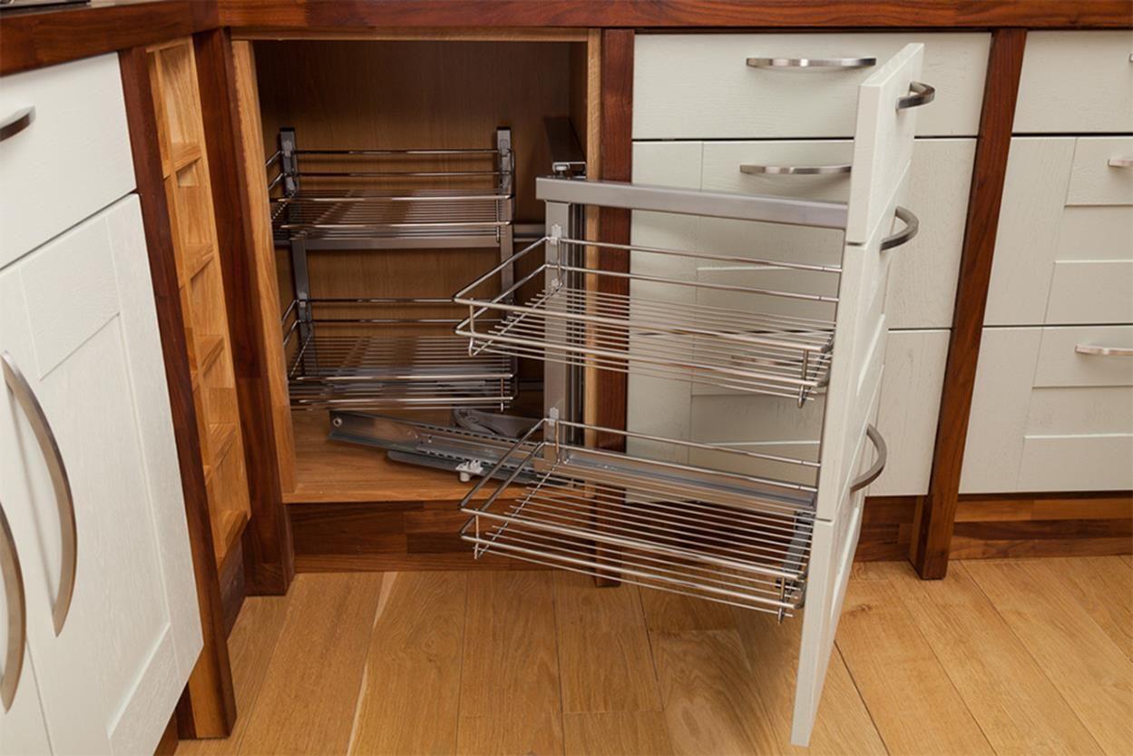 Corner Cabinets Kitchen Storage 26 in 2020 | Kitchen ...