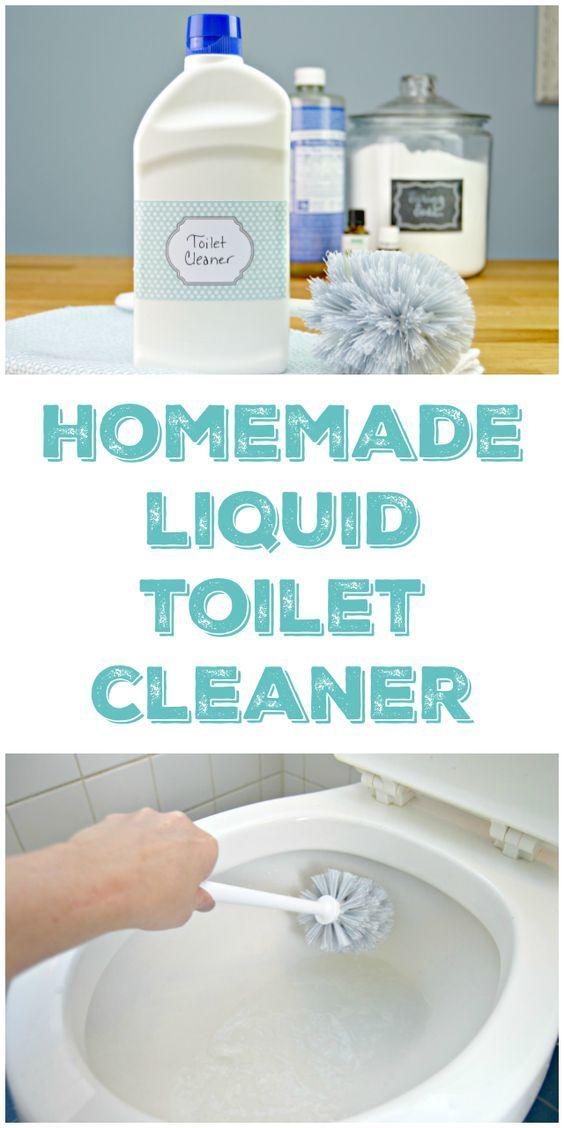 Homemade liquid toilet cleaner essential oils - Diy bathroom cleaner essential oils ...