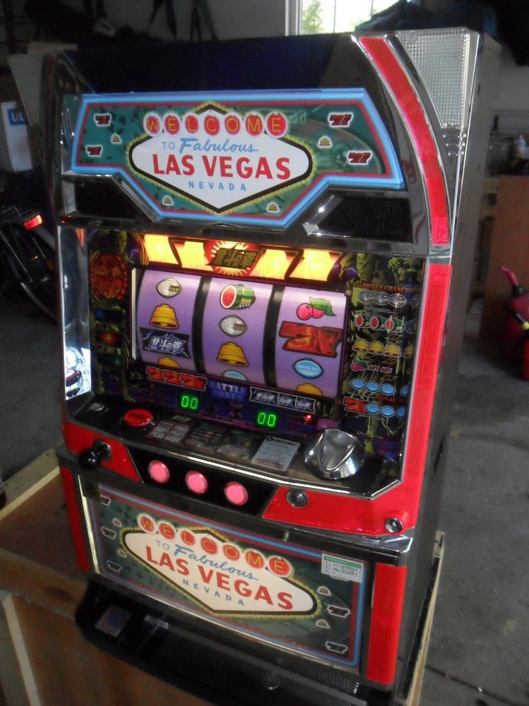 Vegas slot machine manufacturers