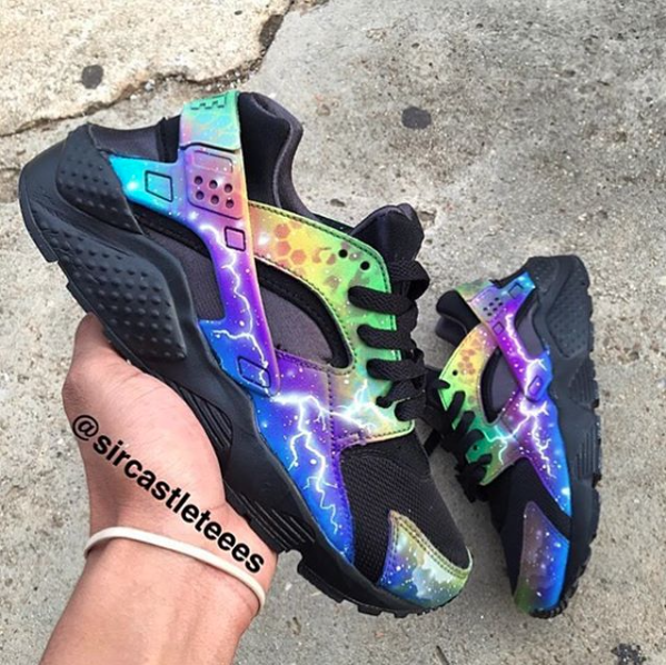 new styles e8526 4979c All shoes are made to order and ship in 4 weeks. Nike Shoes Huarache,