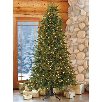75\u0027 Artificial Pre-lit Christmas Tree things to buy Pinterest