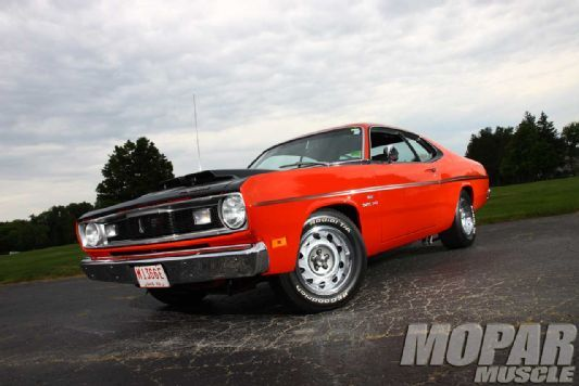 1970 Plymouth Duster 340 Exclusive Photos - Mopar Muscle Magazine