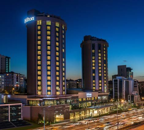 Hilton Worldwide Has Opened Its First Hotels Resorts Property On The Asian Side Of