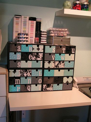 8-08 FIRA Boxes in Scrap Room | Flickr - Photo Sharing!