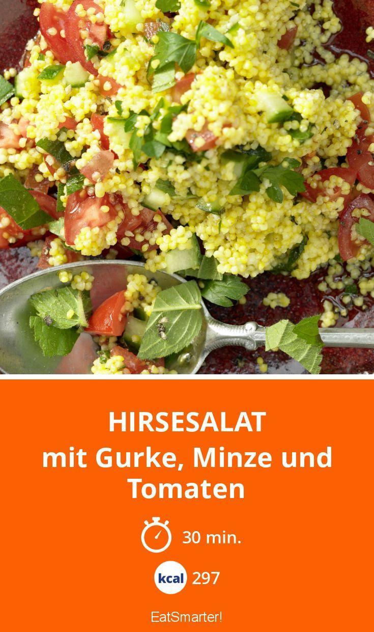 Photo of millet salad