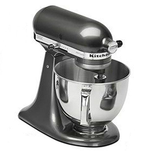 KitchenAid RRK150QG 5 Qt Artisan Series u2013 Liquid Graphite - kitchenaid küchenmaschine artisan rot