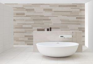 Mosa-badkamer-beige-brown   We want a new bathroom   Pinterest