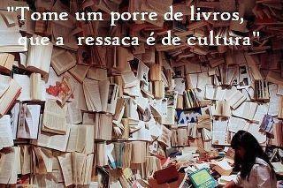 Porre de livros