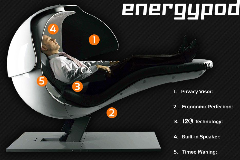 Metronaps nap pod i want this meditation pods for Napping pods google