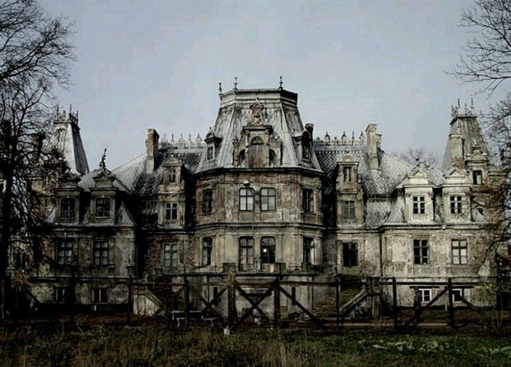Abandoned Mansions In The South
