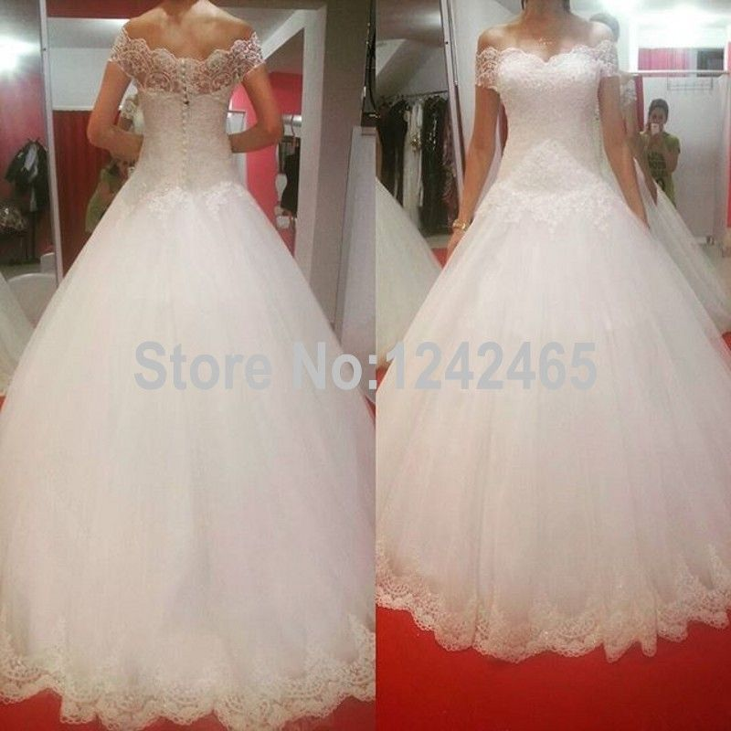 Find More Wedding Dresses Information about Ball Gown Bridal Gowns ...