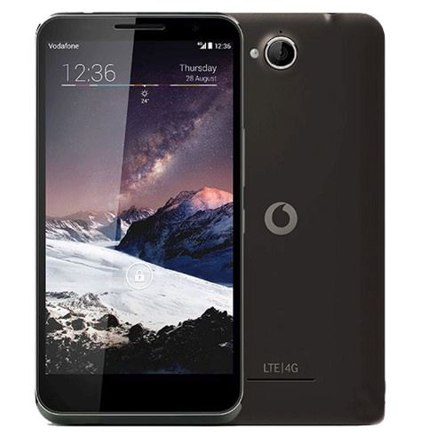 The Vodafone Smart 4 Max Is An Ultra Light Thin Simple And