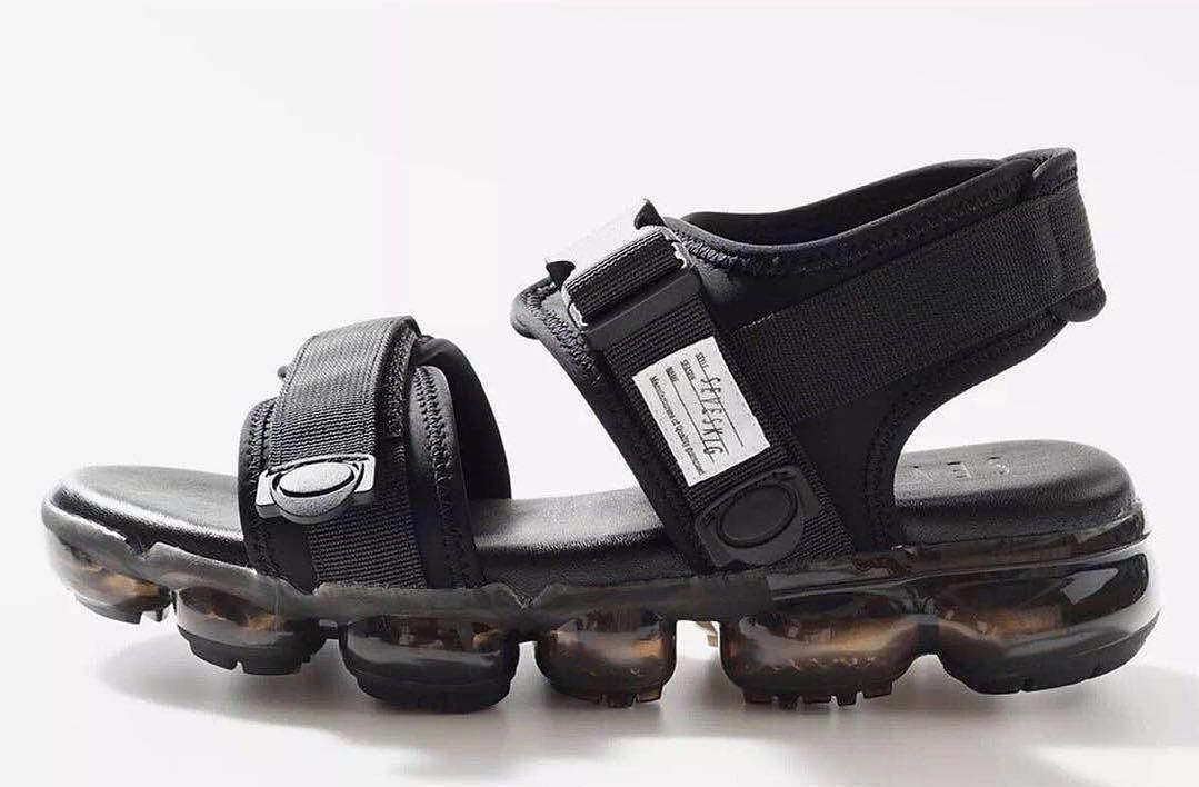 Seveskig Spring Summer 2018 Clear Sole Sandals Nike Air Vapormax Tomo&co  Suicoke