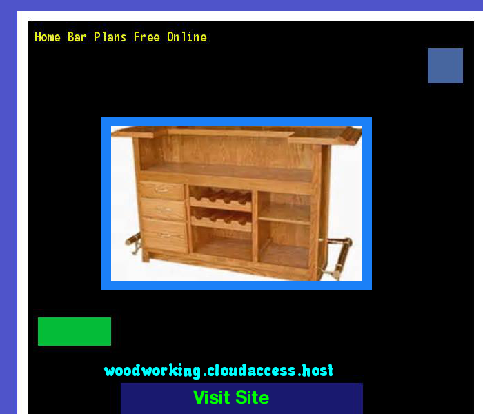 Home Bar Plans Free Online 203729 - Woodworking Plans and Projects ...