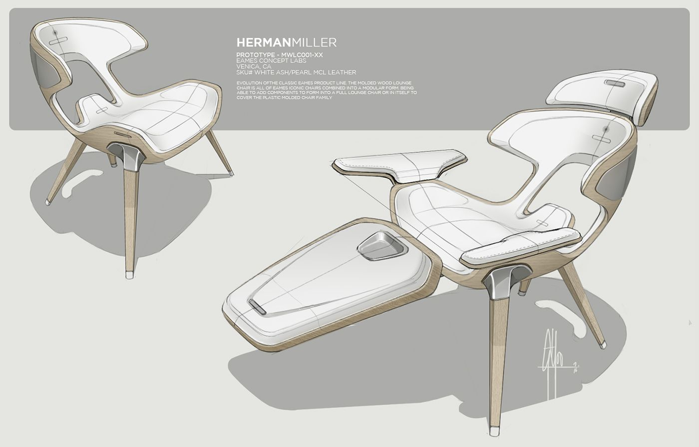 Furniture Sketches Iconic Furniture Series Mini Project On Behance Sketches