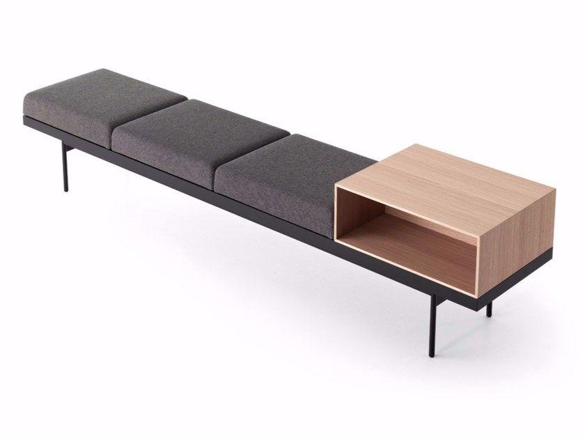 Buy Online Brick By Caccaro Fabric Bench Design Simone Cagnazzo Brick Collection Dizajn Mebeli Mebel Iz Stali Idei Dlya Ukrasheniya