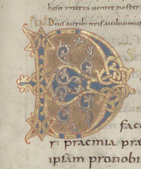Sacramentaire ou Missel de Worms. — Neumes Auteur : Fleury (L'abbé Claude). Auteur du texte Auteur : Mabillon (Jean). Auteur du texte Date d'édition : 0901-1000