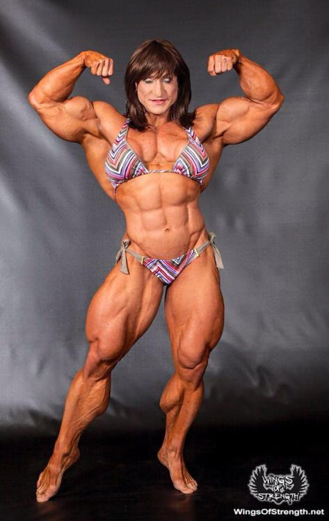 bodybuilders Hardcore women