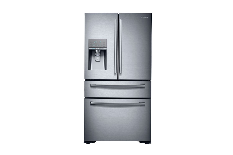 Home Whiteware Kitchen Fridges Samsung 680l Sparkling Water French Door Fridge Freezer Counter Depth French Door Refrigerator