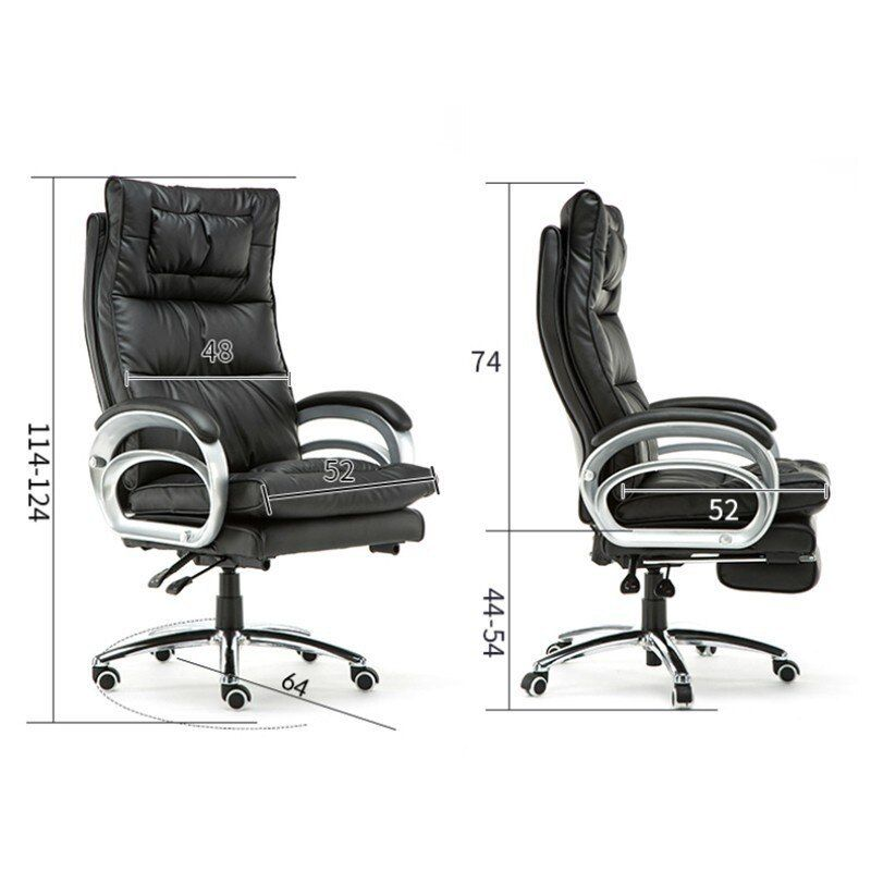 Terrific Office Chair Lifted Rotated Gaming Seat With Footrest Ncnpc Chair Design For Home Ncnpcorg
